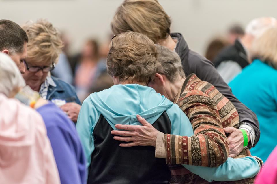 West Michigan Prayer Summit: A 'Sweetness' of Prayer in the Air